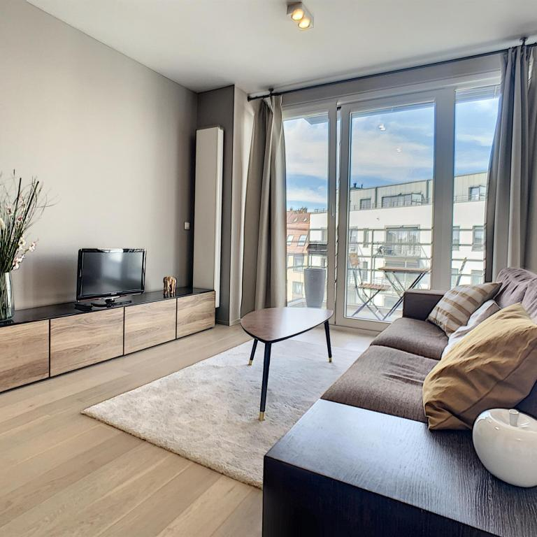 Rodebeek : Superbe appartement 2 chambres avec terrasse