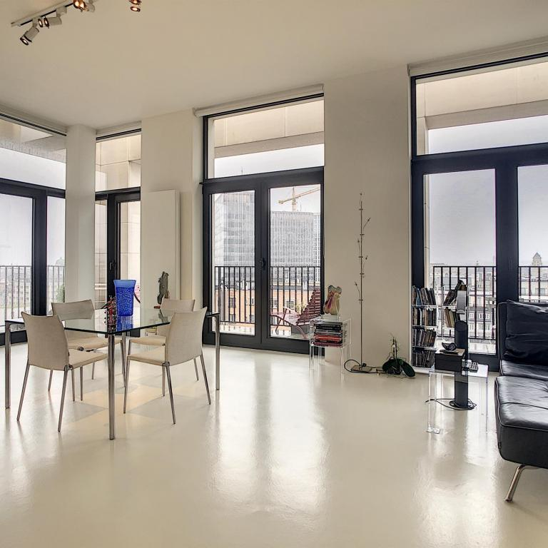Grand-Place: Appartement Penthouse 3 chambres + 2 terrasses