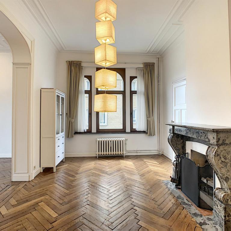 Montgomery - Appartement style parisien 3 chambres