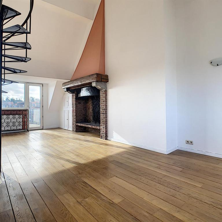 Montgomery: Beau duplex 3 chambres + terrasses